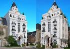 Thiết kế khách sạn cổ điển đẹp được lên ý tưởng từ công trình cải tạo