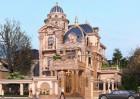 Mẫu biệt thự Pháp cổ 3,5 tầng cầu kỳ tại Hạ Long