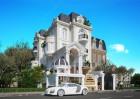 Thiết kế biệt thự Pháp,biệt thự Cổ Điển với 15 mẫu biệt thự đẹp