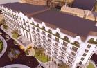 Mẫu thiết kế khách sạn kiểu Pháp gây choáng người dân Hải Tiến