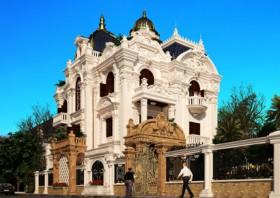 Thiết kế biệt thự cổ điển trên quê hương quan họ Bắc Ninh