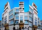 Thiết kế nhà phố kết hợp kinh doanh thời trang trên mặt đường Hà Đông