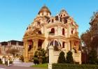 """Đẹp """"rụng rời"""" thiết kế biệt thự kiểu Pháp 3 tầng tại Đắk Lắk"""