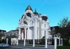 Thiết kế biệt thự kiểu Pháp mà ngỡ như cung điện hoàng gia thu nhỏ