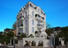 Căn biệt thự 5 tầng 2 mặt tiền thiết kế Pháp độc nhất tại Mỹ Đình