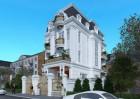 Mẫu thiết kế biệt thự kiểu Pháp tuyệt vời cho lựa chọn của bạn