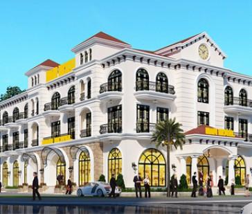 Thiết kế khách sạn 3 tầng cực độc tại Vũng Tàu cuốn hút bao người