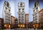 Thiết kế khách sạn mini cổ điển tại Bắc Ninh - Quang Trung Hotel II