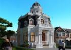 Thiết kế biệt thự kiểu Pháp 2 tầng đẹp từng chi tiết tại Hưng Yên