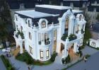 Thiết kế biệt thự cổ điển tại Huế - Vẻ đẹp vi diệu của kiến trúc 2 tầng