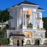 Thiết kế biệt thự kiểu Pháp tại Lạng Sơn-Không gian sống đẳng cấp