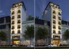 Khách sạn 10 m mặt tiền với thiết kế Pháp mượt mà tại Sài Gòn