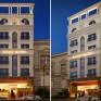 Thiết kế khách sạn cổ điển 8m mặt tiền - 3 sao tại Pleiku đẹp toàn diện