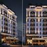 Một thiết kế khách sạn Pháp đẹp ngất ngây giữa lòng Thủ Đô