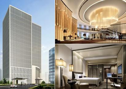 Khách sạn hiện đại - sang trọng - đẳng cấp tại Quận 3 - Sài Gòn