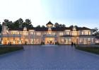 Thiết kế dinh thự cổ điển xa hoa lộng lẫy - Luxury Villa 2 tầng tại Hải Phòng