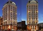 Thiết kế khách sạn 4 sao kiểu Pháp tại Hải Hòa với quy mô 15 tầng