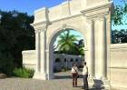 Cổng dinh thự đẹp kiểu Pháp - ấn tượng ngay từ cái nhìn đầu tiên