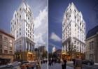 Thiết kế khách sạn 12 tầng Hà Tĩnh
