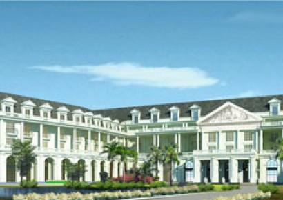 Khách sạn tân cổ điển phong cách Châu Âu ở Đà Lạt