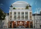 Thiết kế khách sạn kiểu Pháp 7 tầng sang trọng