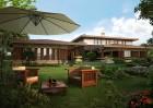Thiết kế biệt thự - nhà vườn theo phong thủy