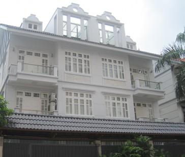 Thiết kế, thi công hoàn thiện biệt thự xây thô
