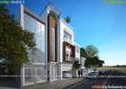 Nhà phố hiện đại, sang trọng 2 mặt tiền Thị trấn Đông Anh-Hà Nội