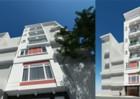Nhà phố 6,5 tầng phong cách hiện đại