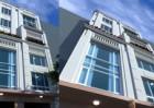 Nhà phố 6 tầng phong cách hiện đại