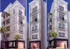 Mẫu biệt thự nhà đẹp 5 tầng kiến trúc Pháp diện tích xây dựng 430m2 mới nhất.