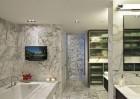 Phòng tắm theo phong thủy hiện đại