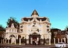 Thiết kế biệt thự cổ điển tại Bình Chánh - Đẹp xa hoa trong khối hình bề thế