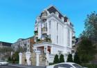 Thiết kế biệt thự cổ điển tại Bình Tân - Vẻ đẹp tinh tế giữa phố phường Sài Gòn
