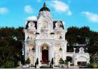 Biệt thự cổ điển tại Sóc Trăng quá đẹp trong từng cảm nhận