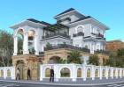 Biệt thự tân cổ điển Pháp 3 tầng tại Lạng Sơn - Không tìm được một lời chê trách