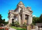 Thiết kế biệt thự cổ điển tại Lạng Sơn - Lâu đài cổ tích giữa đời thường