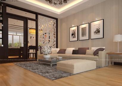 Thiết kế nội thất á đông