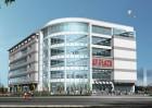 Trung tâm thương mại và khách sạn AP PLAZA ấn tượng, nổi bật tại Hòa Bình